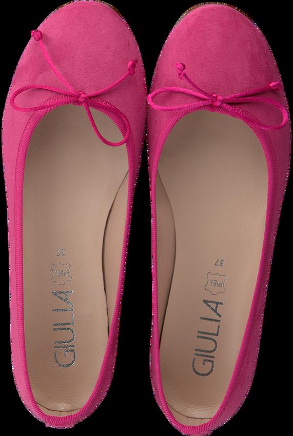 Roze GIULIA Ballerina's G.12.BALLERINA  - larger