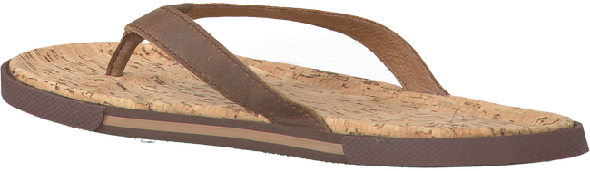 Bruine UGG Slippers BENNISON II CORK  - large