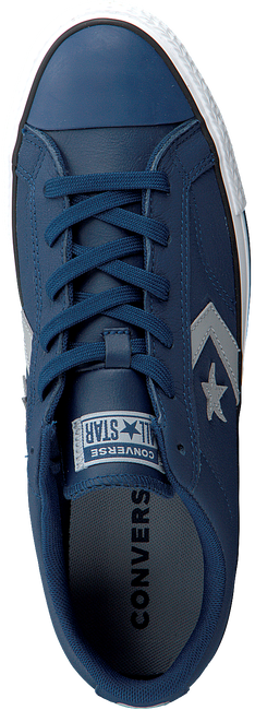 Blauwe CONVERSE Sneakers STAR PLAYER OX - large