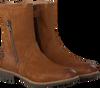 Cognac TWINS Lange laarzen 317631  - small