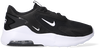 Zwarte NIKE Lage sneakers AIR MAX BOLT WMNS  - small