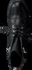 Zwarte NIKKIE Veterboots BUTTON DELFINA  - small