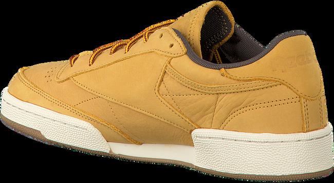 Camel REEBOK Sneakers CLUB C 85 MEN  - large