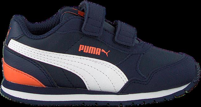 Blauwe PUMA Lage sneakers ST RUNNER V2 NL JR  - large