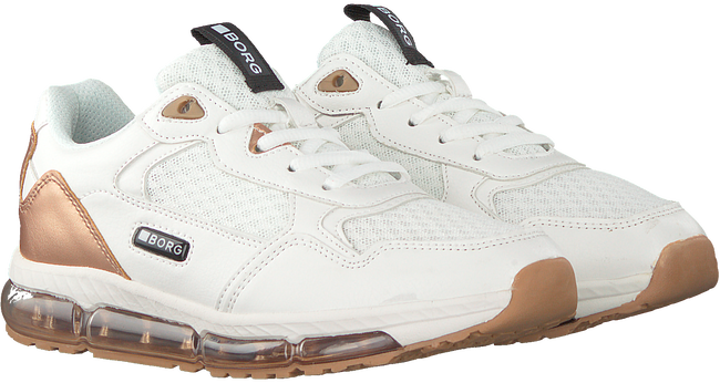 Witte BJORN BORG Lage sneakers X500 MSH  - large