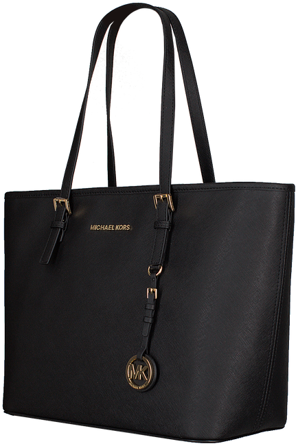 Zwarte MICHAEL KORS Shopper T Z TOTE - large