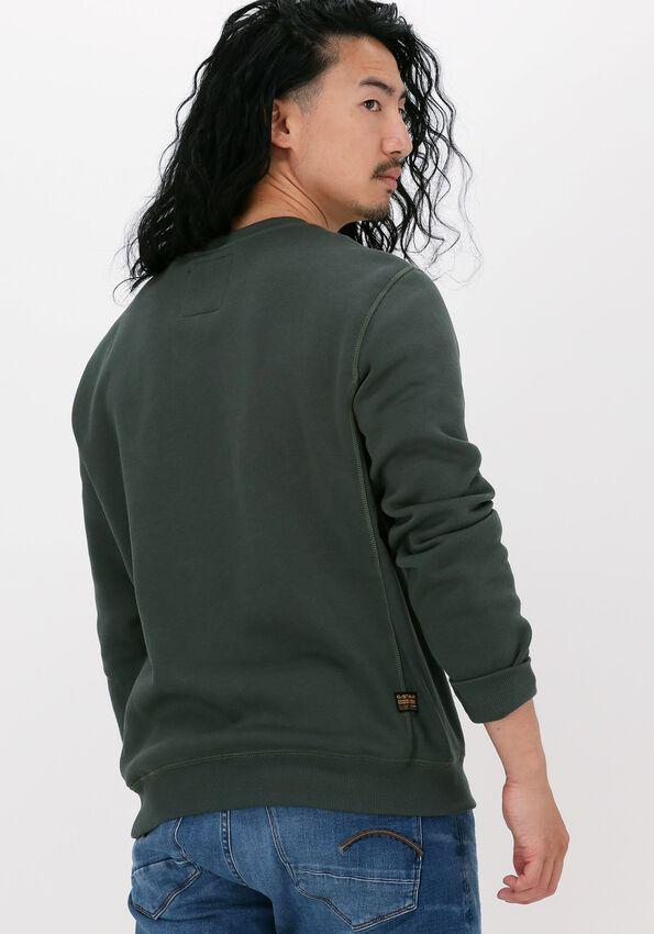 Groene G-STAR RAW Sweater C235 - PACIOR SWEAT R  - larger