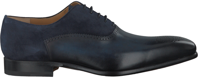 Blauwe MAGNANNI Nette schoenen 18674  - large
