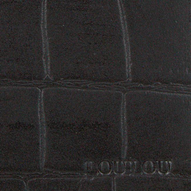 Zwarte LOULOU ESSENTIELS Portemonnee WIMA  - large