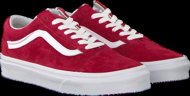 Rode VANS Sneakers OLD SKOOL WMN - large