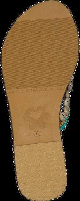 Beige HOT LAVA Sandalen BLUE LAGOON - large