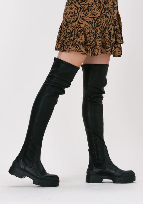 Zwarte VIC MATIE Overknee laarzen 1W3162D  - large