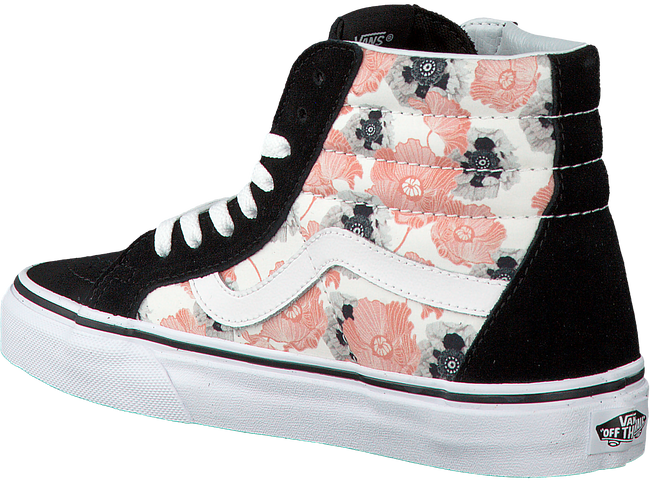 Zwarte VANS Sneakers SK8 HI REISSUE WMN - large