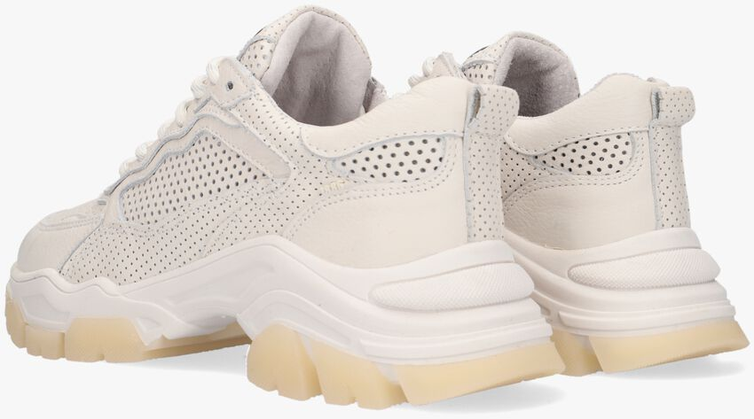 Witte BRONX Lage sneakers TAYKE-OVER 66366  - larger