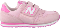 Roze NEW BALANCE Lage sneakers YV373/IV373  - medium