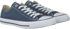 Blauwe CONVERSE Sneakers CHUCK TAYLOR ALL STAR OX - small