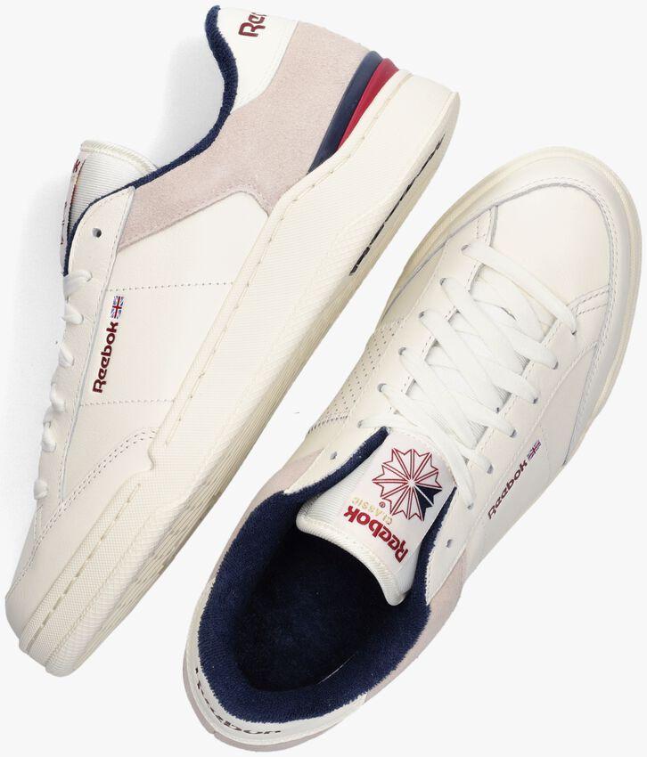 Witte REEBOK Lage sneakers AD COURT MEN  - larger
