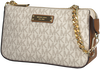 Beige MICHAEL KORS Schoudertas MD CHAIN POUCHETTE - small