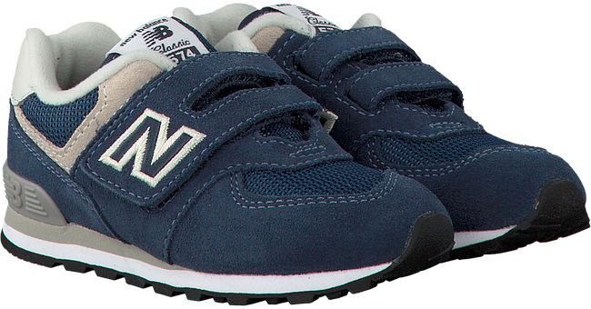 Blauwe NEW BALANCE Sneakers YV574/IV574 - large