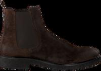 Bruine GOOSECRAFT Chelsea boots SATURNIA - medium