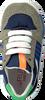 Blauwe SHOESME Veterschoenen RF8S060  - small