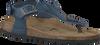 Blauwe WARMBAT Sandalen 081526  - small