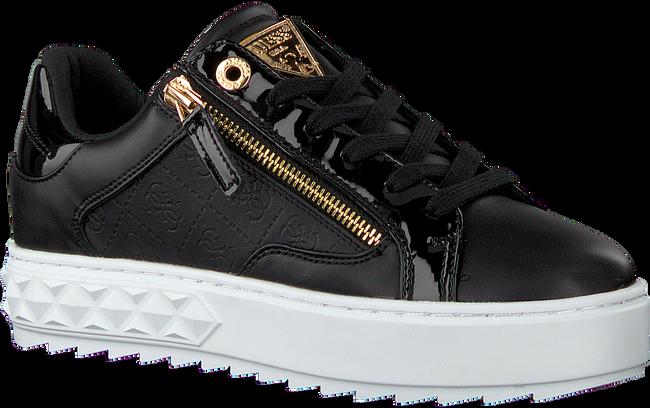 Zwarte GUESS Lage sneakers FIGGI  - large