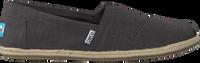 Zwarte TOMS Espadrilles CLASSIC ROPE SOLE - medium