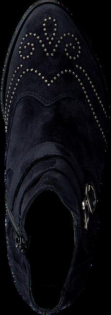 Blauwe GABOR Enkellaarsjes 592 - large
