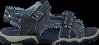 Blauwe TIMBERLAND Sandalen PARK HOPPER L/F 2 STRAP KIDS  - medium