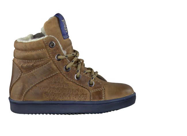 Cognac TRACKSTYLE Sneakers 314714  - large