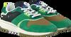Groene SCOTCH & SODA Lage sneakers VIVEX  - small