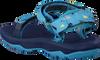 Blauwe TEVA Sandalen 1102739 HURRICANE XLT2 PRINT  - small