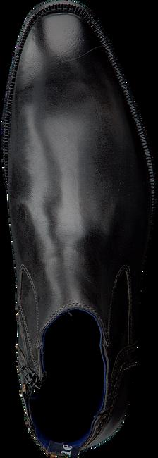 Zwarte BRAEND Enkelboots 24703  - large