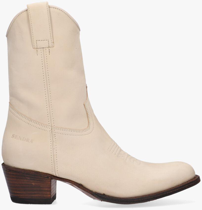 Beige SENDRA Cowboylaarzen 17763  - larger