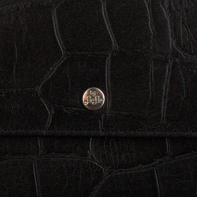 Zwarte LOULOU ESSENTIELS Portemonnee SLB6XS  - large