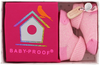 Roze SHOESME Babyschoenen ROMPER  - small