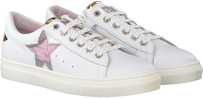 Witte RED RAG Sneakers 15642 - large