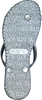 Zilveren ILSE JACOBSEN Slippers CHEER  - small
