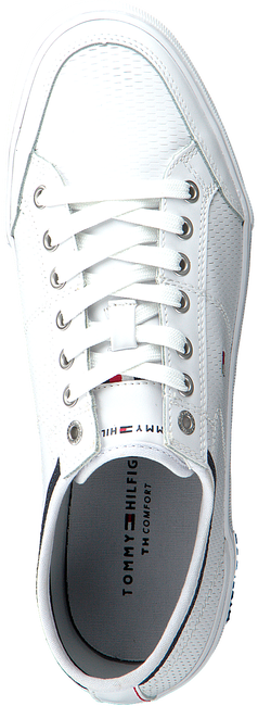 TOMMY HILFIGER LAGE SNEAKER CORE CORPORATE LEATHER SNEAKER - large