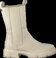 Witte OMODA Chelsea boots ROMY - medium