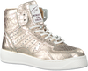 Gouden TORAL Hoge sneaker 12406  - small