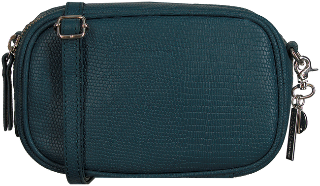Blauwe LOULOU ESSENTIELS Schoudertas 03POUCH  - large