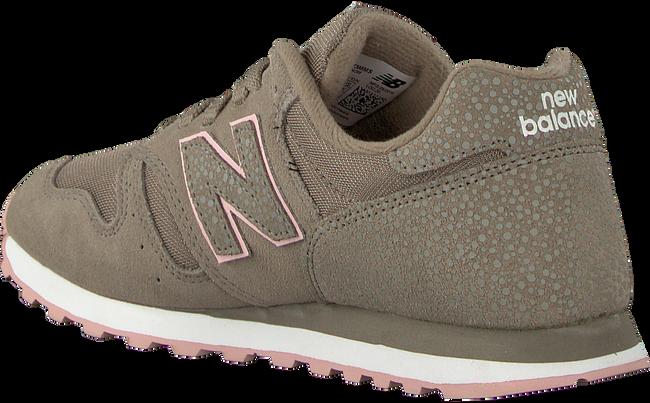 Groene NEW BALANCE Sneakers WL373 DAMES - large