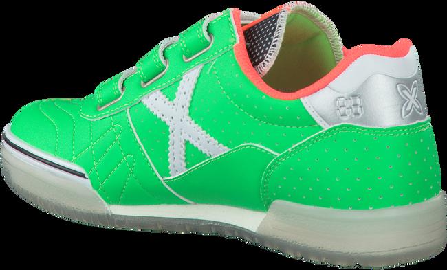 Groene MUNICH Sneakers G3 KID VELCRO - large