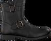 Zwarte CLIC! Biker boots 8383 - small