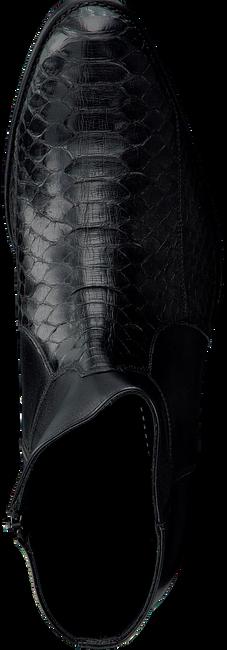 Zwarte SENDRA Enkellaarsjes 15842P - large