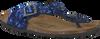 Blauwe WARMBAT Slippers 081503  - small