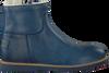 Blauwe SHABBIES Enkellaarsjes 172-0141SH  - small