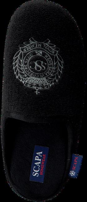 Zwarte SCAPA Pantoffels 21/11001 - large